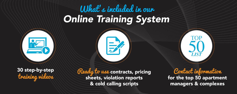 National Trash Valet Online Training Program Details